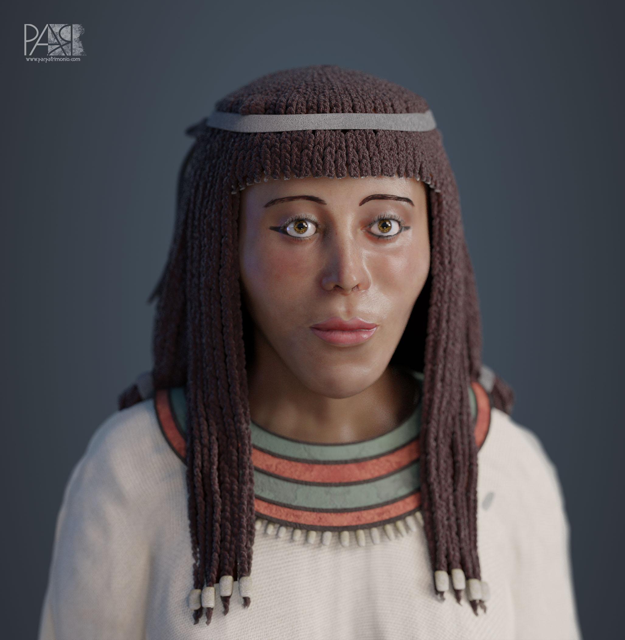 Momia Egipcia del Tercer Periodo Intermedio (MAN)